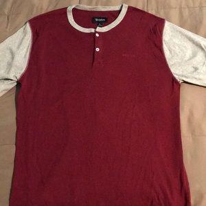 Brixton baseball t shirt
